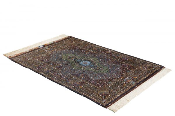 Qom Hand knotted Rug ZN1288163364