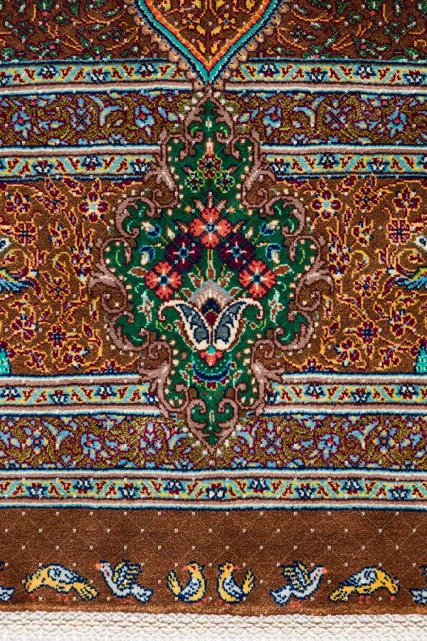 Qom Hand knotted Rug ZN1140787240