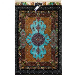 Qom Hand knotted Rug SN4020753886