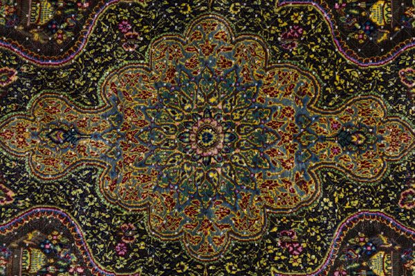Qom Hand knotted Rug SN2131756057