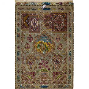 Iranian Hand Knotted Carpets