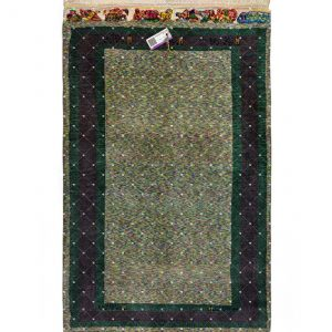 Qom Hand knotted Rug