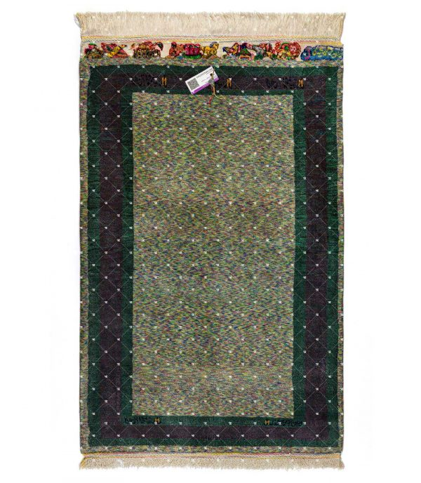 Qom Hand knotted Rug SN1464206544