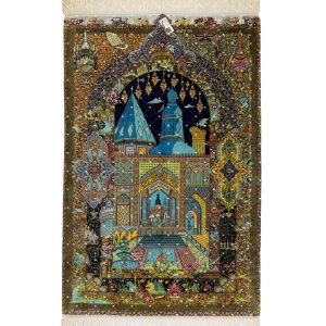 Iranian Hand Knotted Rugs